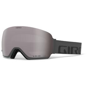 Giro Article Goggles Herren grey/vivid onyx/vivid infrared
